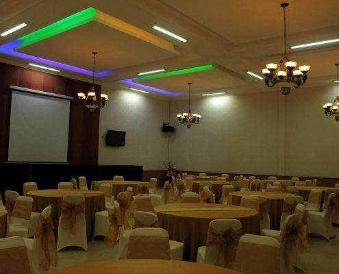 hotel imelda padang ballroom
